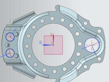 Drum Brake Structural Analysis
