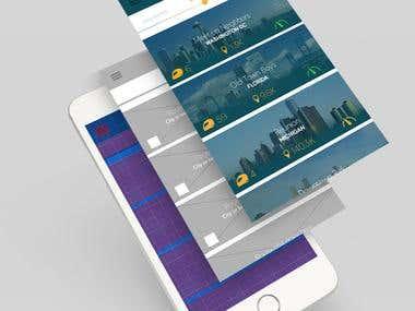 UBC iOS app