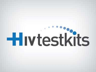 HIV TEST KIT lOGO