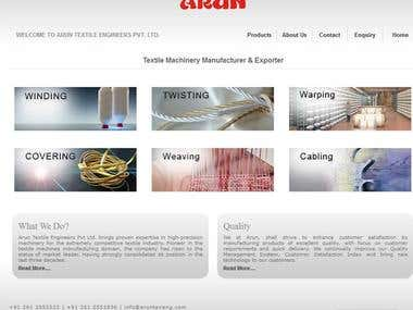ARUN TEXTILE ENGINEERS PVT. LTD. (www.aruntexeng.com)