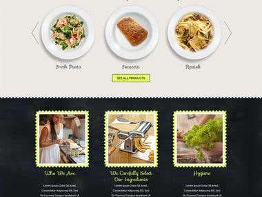 homemade pasta restaurant chain