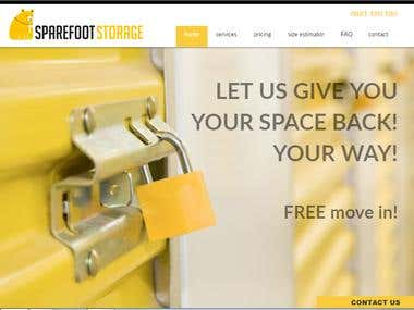 storage solutions website