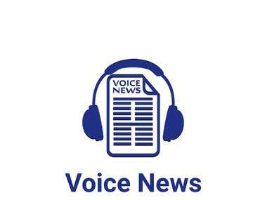 Voice News (Android App)
