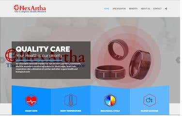 Hexartha health monitoring company porfolio