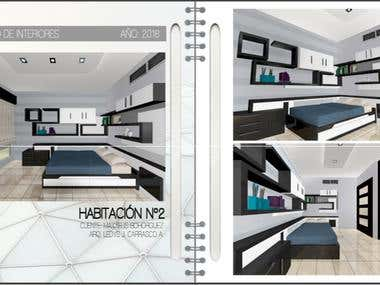 CAD Design: TOWNHOUSE