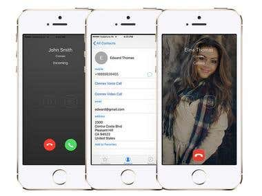 Connex - Voice and Video Calling