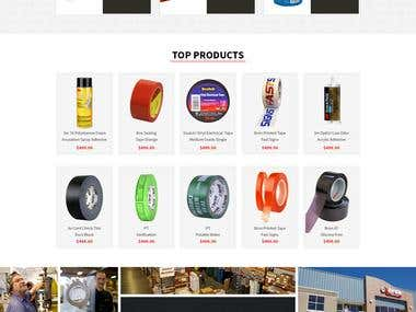 distributor of tape and adhesives