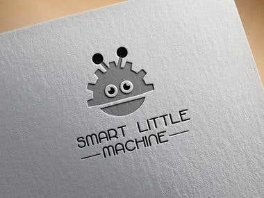 A logo for Smart Little Machine