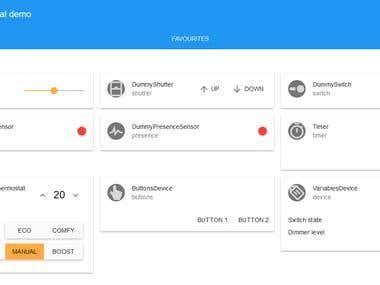 Angular2 Material Design