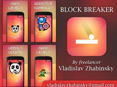 Break Blocks (Android 2 weeks)