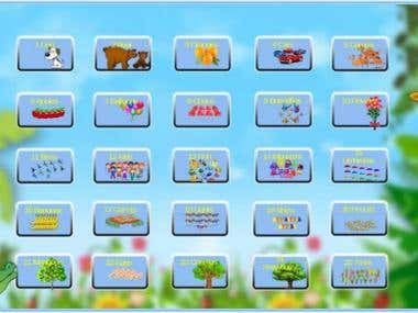 Kindergarten Learning Puzzle