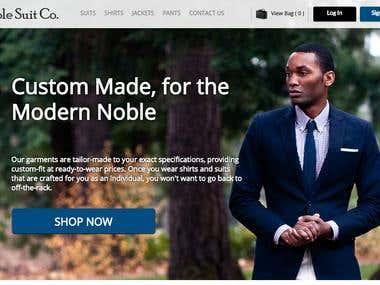 Noblesuitco.com