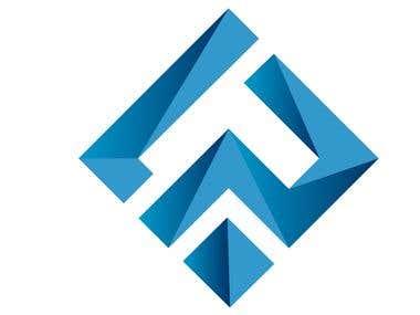 Logo for a company