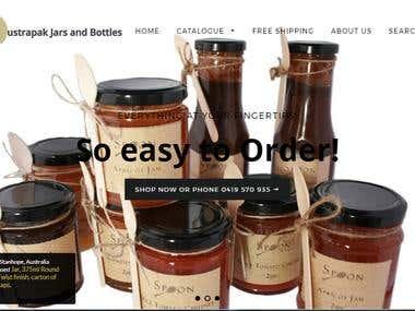 Shopify Website