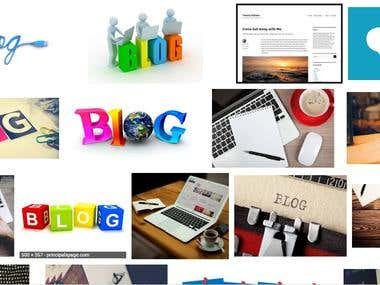 Create Blog and Forum Post