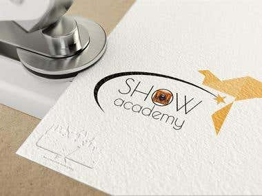 Logo SHOW academy