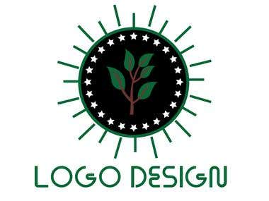 Logo Design (Adobe Illustrator CS6)