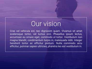 Lorem ipsum presentation