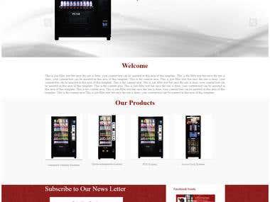 Website PSD To Html