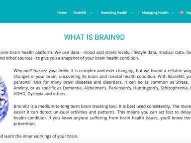 Brain9D