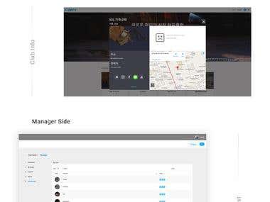 Hoppy Club Website Design & Development
