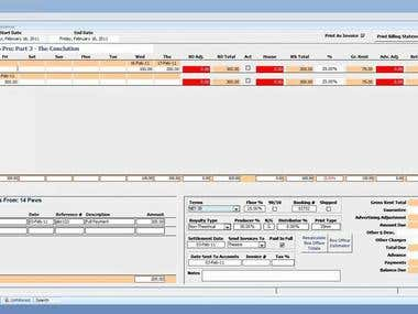 Film Distribution Software