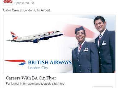 British Airways Advertisement