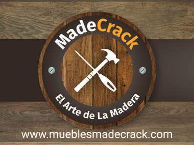Logo Muebles MadeCrack