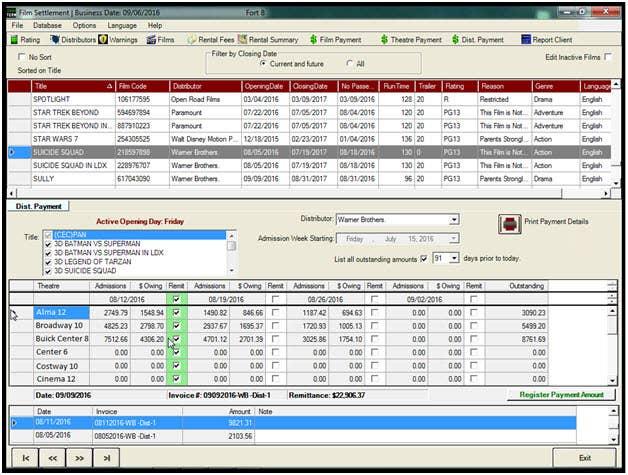 Film Distribution Software | Freelancer