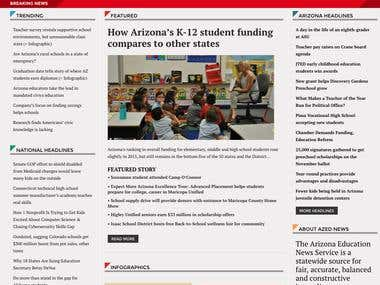 Arizona Educational News