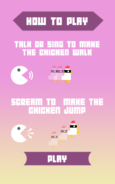Screamy Chicken!
