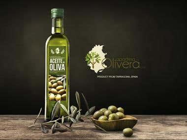 Logo Design & Branding: Apadrina una Olivera