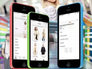 Android E Commerce Application
