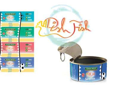 Tuna Packaging for Kids