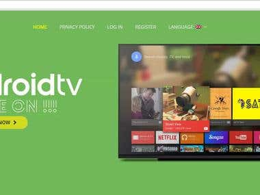 Android TV Compatible with Amazon Fire and HLS