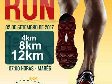Run Flyer