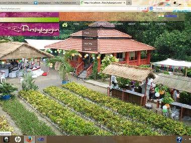 Restaurent site snapshot