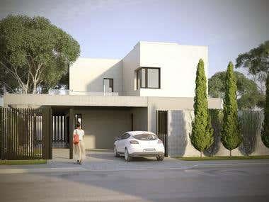 Agruirre House