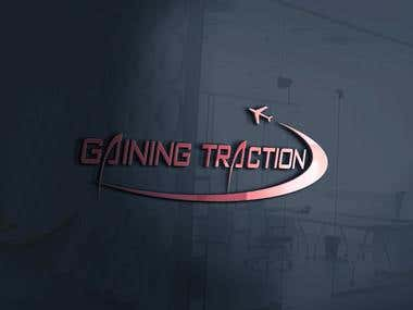 Gaining Tranction visual identity