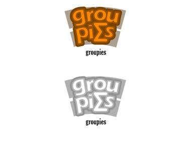 groupies logo