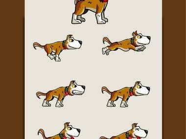 Game Dog Runner