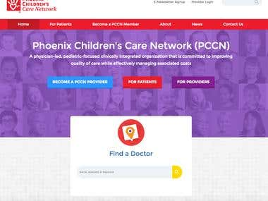 Phoenix Children's Hospital Care Network
