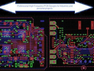 Professional PCB Design