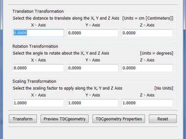 Desktop application for CAD interoperability