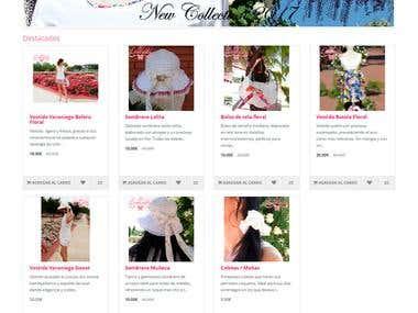 Tienda online - LoreValdy Fashion Sweet