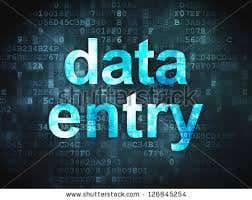 Data Entry.