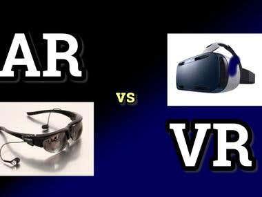 AR, VR
