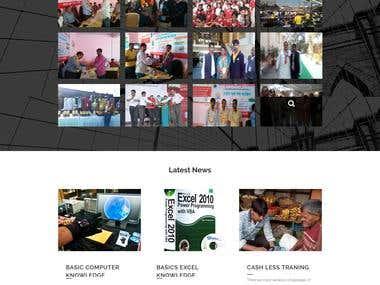 NGO Website