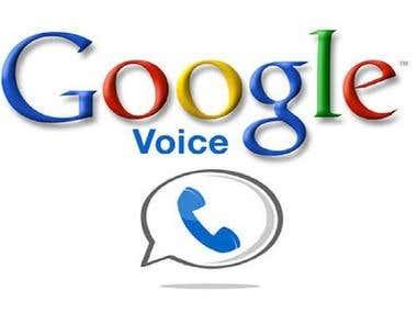 google voice seller