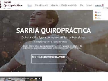 Sarria Quiropractica